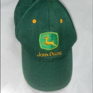 John Deere Men Adjustable Cap